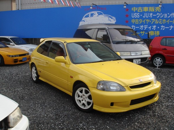 HONDA CIVIC TYPE R EK9 2000 FOR SALE