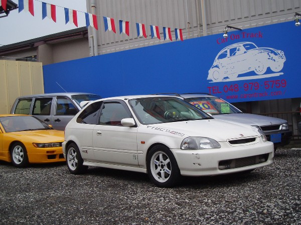 HONDA CIVIC TYPE R EK9 1997 FOR SALE
