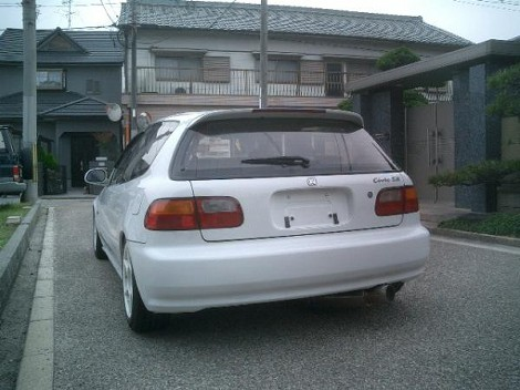 HONDA CIVIC SIR2 EG6 1992 FOR SALE