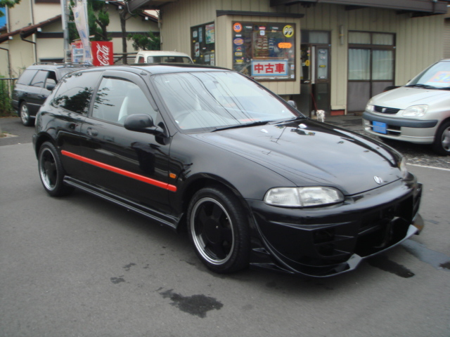 MODIFIED HONDA CIVIC EG3 1994 FOR SALE