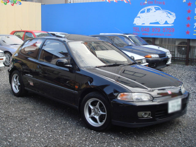 EXCELLENT CONDITION HONDA CIVIC SIR 2 EG6 1992 FOR SALE