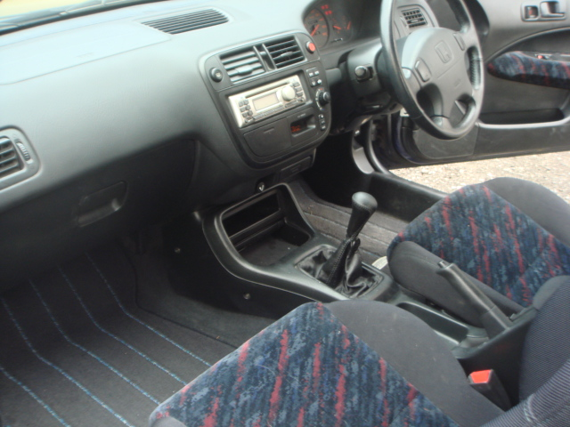 HONDA CIVIC VTECH SIR2 EK4