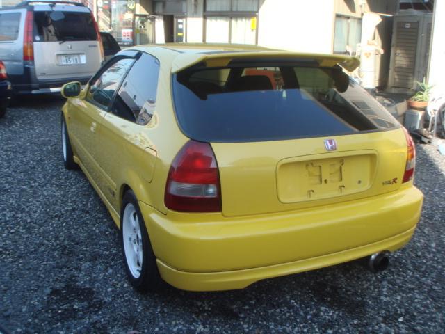 HONDA CIVIC TYPE R EK9 FOR SALE JAPAN - CAR ON TRACK TRADING