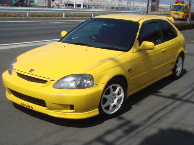 Honda civic type r ek9 for sale car on track trading for Honda civic ek9
