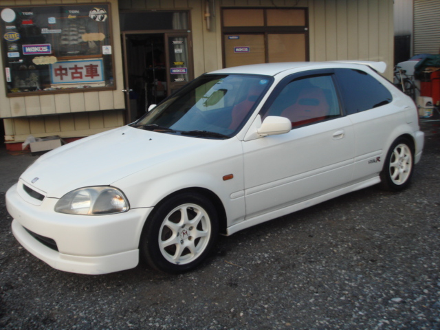 Honda civic ek9 for sale car on track trading for Honda civic ek9