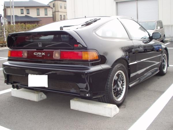 CRX SIR EF8 1990 FOR SALE
