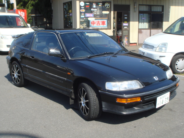 HONDA CRX SI 1991 1600cc VTEC ENGINE FOR SALE JAPAN
