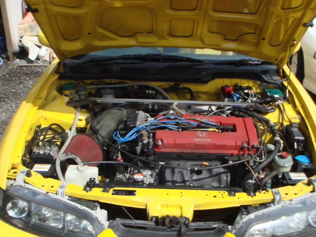 HONDA INTEGRA TYPE R DC2 2000 FOR SALE