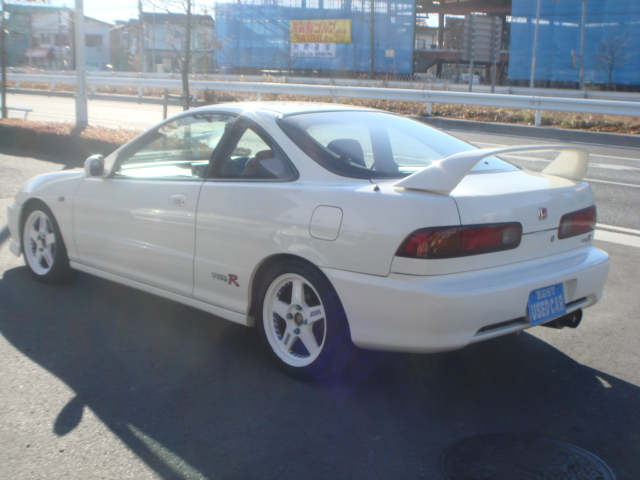 Modified Honda Integra Type R For Sale Car On Track Trading