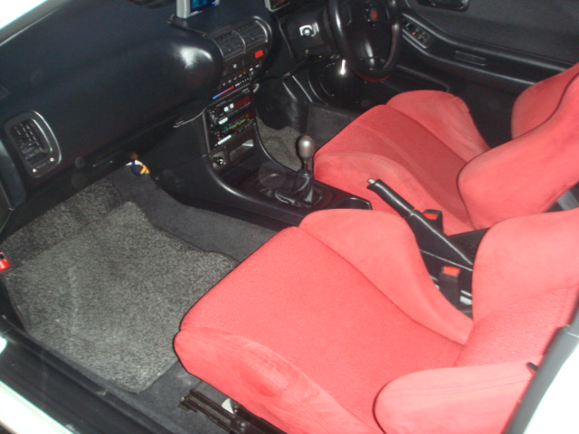 MODIFIED HONDA INTEGRA TYPE R DC2 FOR SALE