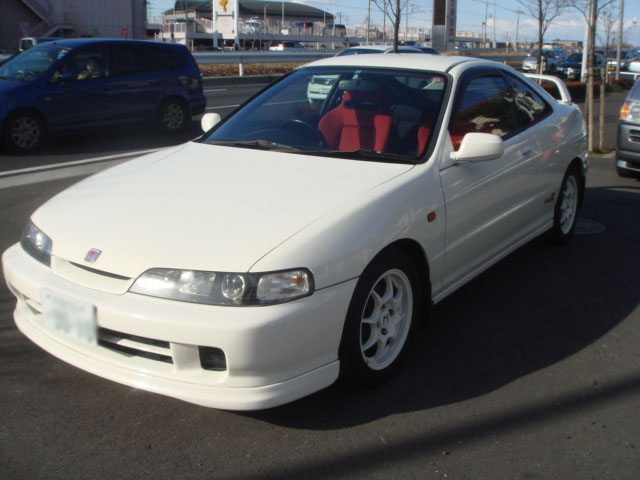Honda Integra Type R Dc2 1996 For Sale Car On Track Trading
