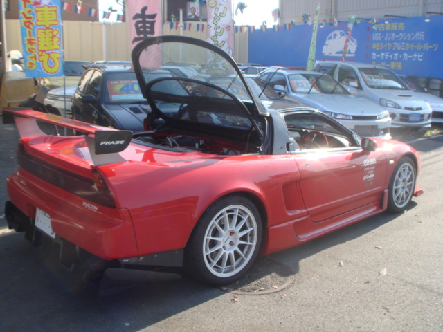 HONDA NSX COUPE 1991 YEAR FOR SALE