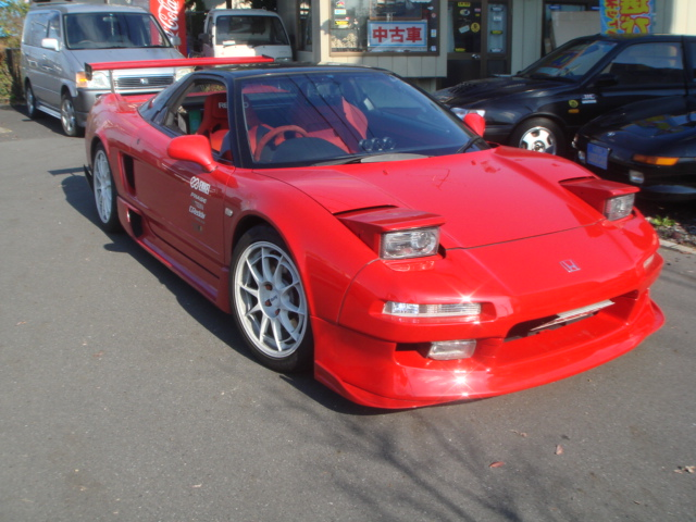 honda nsx coupe na1 1991year for sale car on track trading. Black Bedroom Furniture Sets. Home Design Ideas