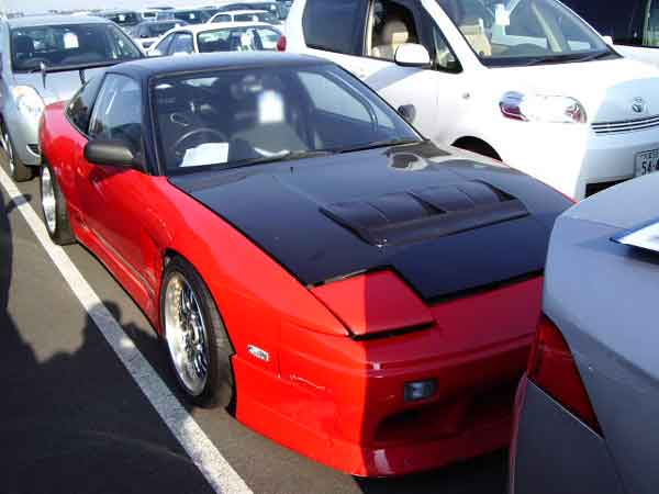 NISSAN 180SX TURBO RPS13 for sale, 180sx turbo rps13 auto auctions
