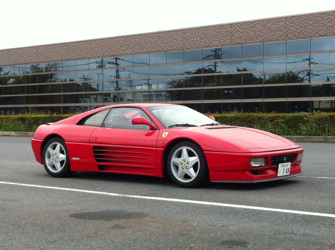 FERRARI 348TB 2000 YEAR  FOR SALE