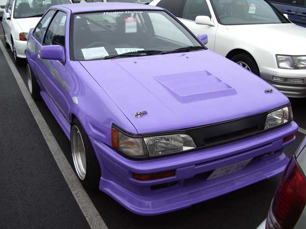 TOYOTA COROLLA LEVIN AE86 GT APEX 2D for sale Japan, ae86 gt apex Japan auctions