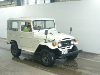 TOYOTA LANDCRUISER BJ41V for sale, landcruiser bj41v auction of Japan