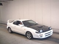 TOYOTA CELICA GT FOUR ST185 for sale, uss auto auction of toyota celica four st185