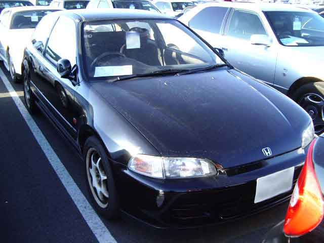HONDA CIVIC SIR2 VTEC EG6 for sale, civic auto auctions