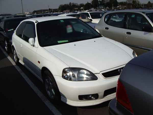 HONDA CIVIC SIR2 EK4 for sale, civic auto auction