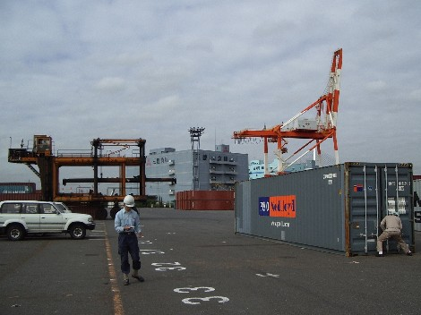 40 feet or 20 feet container, Japan used parts for sale