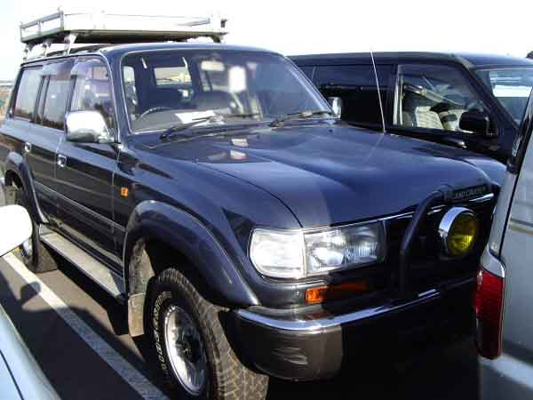 TOYOTA LANDCRUISER HDJ81V for sale, landcruiser hdj81v Japan car auctions