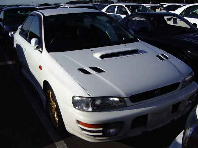 SUBARU IMPREZA WRX GC8 for sale, uss auto auction agency of impreza wrx gc8