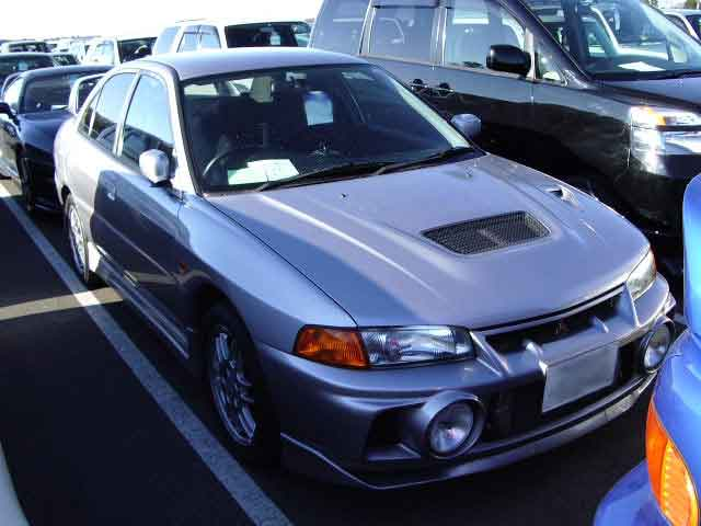 MITSUBISHI LANCER GSR EVOLUTION 4 for sale, lancer gsr evolution4 japan dealer auction