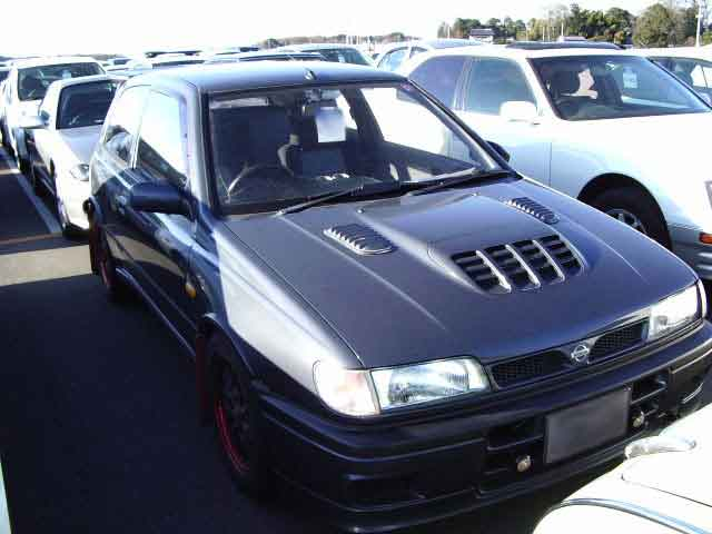 NISSAN PULSAR GTI R RNN14 for sale, pulsar uss auto auction