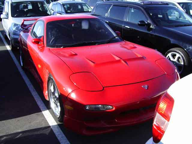 MAZDA RX7 TYPE RB BATHURST FD3S for sale, rx7 type rb bathurst fd3s japan dealer auto auction