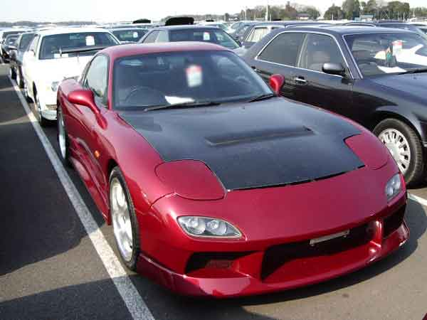 MAZDA RX7 TYPE R FD3S for sale, car auction of rx7 type r fd3s