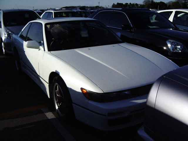 NISSAN SILVIA K's S13 for sale, silvia auction of Japan