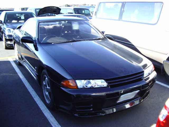 NISSAN SKYLINE GTS-T TYPE M HCR32 for sale, skyline Japan car auctions