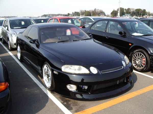 TOYOTA SOARER GT TWIN TURBO L JZZ30 for sale, toyota soarer 2.5 gt twin turbo l jzz30 uss auto auction agents