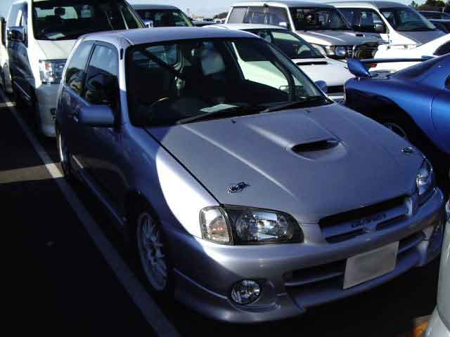 TOYOTA STARLET GLANZA V EP91 for sale, starlet glanza v turbo ep91 uss auto auction agents