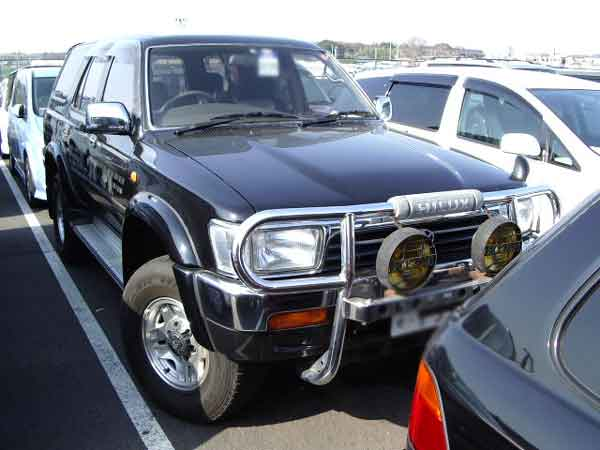 TOYOTA HILUX SURF LN130W for sale, toyota hiluxsurf ln130w Japan car auctions