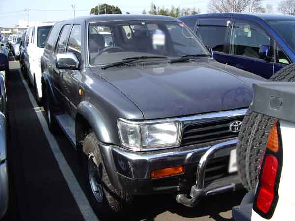 TOYOTA HILUX SURF YZN130G for sale, hilux surf yzn130g auction of Japan
