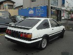 Full Normal toyota corolla gt coupe ae86