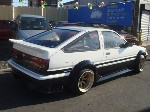 toyota corolla gt coupe crystal body for sale