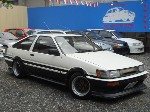 TOYOTA COROLLA LEVIN AE86 GT APEX for sale Japan, Japanese Used Car Exporter