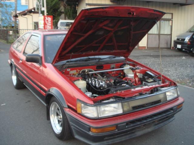 Modifikasi Toyota Corolla Twincam Gti - Penghemat BBM Paling Ampuh ...