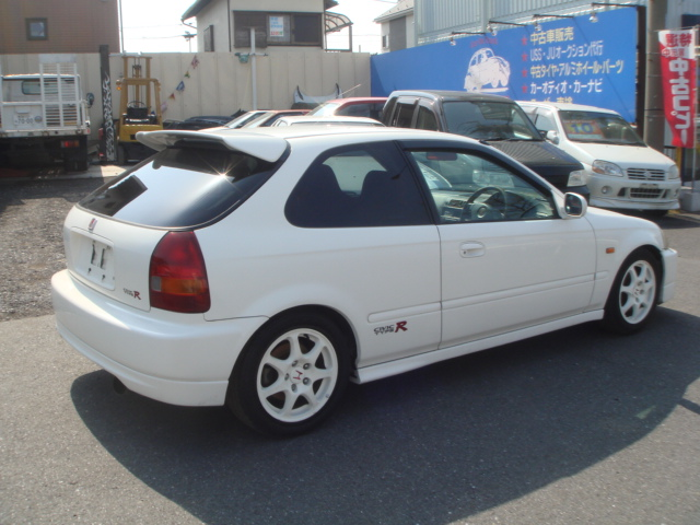 uss auto auction of honda civic ek9 type r cars for sale