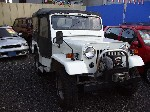 MITSUBISHI JEEP J53 FOR SALE