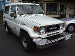 toyota landcruiser bj74v Japan car auctions