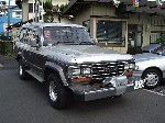 toyota landcruiser hj61v auction of Japan