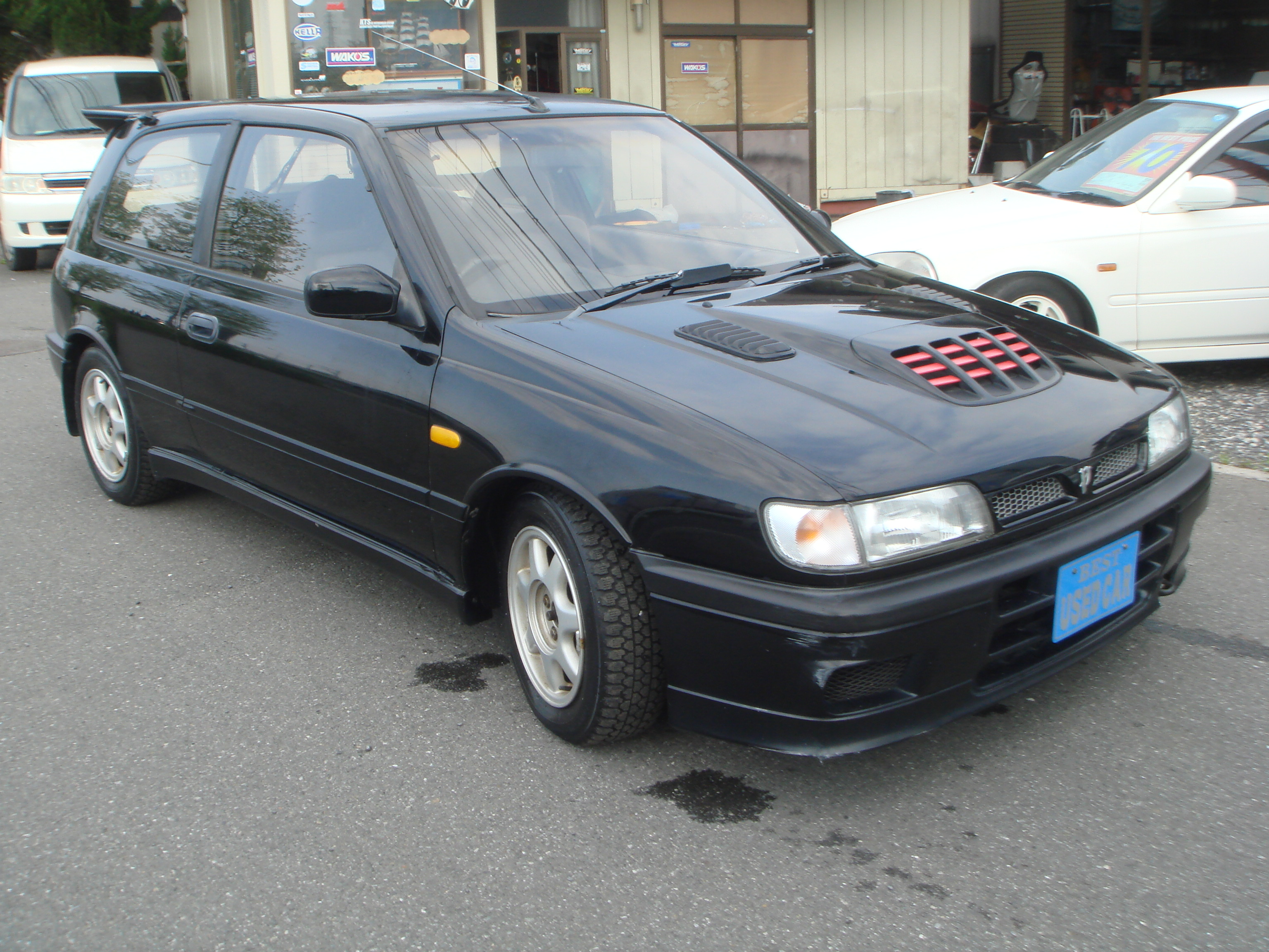 NISSAN PULSAR 4WD GTI-R TURBO RNN14 1992 FOR SALE