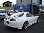 modified toyota supra sz jza80 cars import