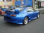 modified toyota supra rz twin turbo cars import