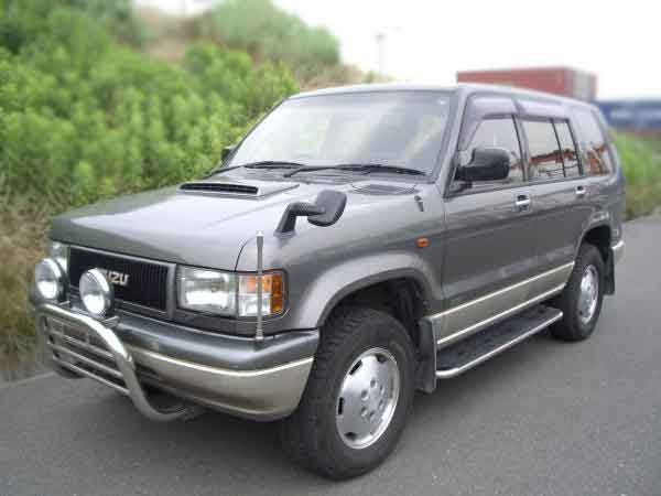 ISUZU BIGHORN LOTUS 3.1L D TURBO UBS69GW 1993 FOR SALE