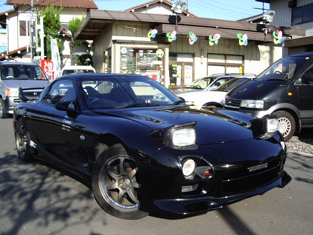 MAZDA RX7 TYPE R FD3S 1995 FOR SALE